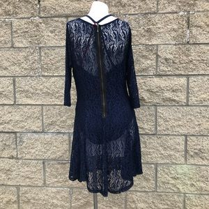 f323b5aa925 Fishbowl & Tommy Hilfiger Dresses - 2 Piece See Through Bodysuit Dress